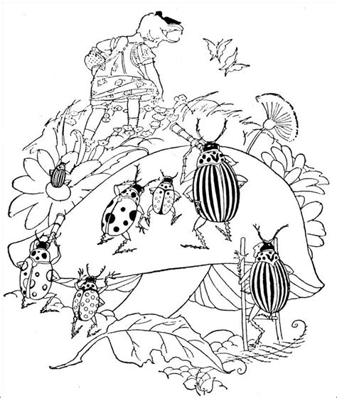 garden party coloring pages garden party coloring pages kids coloring page gallery