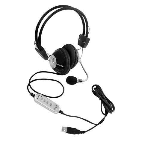 Headset Recording Pylehome Phpmcu10 Home And Office Microphones