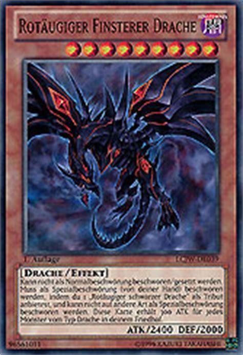 rotäugiger finsterer drache deck yu gi oh einzelkarten structure decks s roar