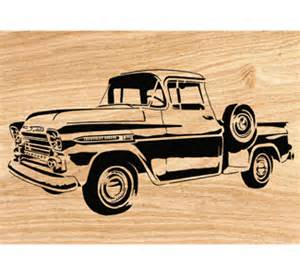 all other 1959 chevy apache scrolled wall pattern