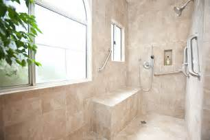 bathroom shower designs pictures bathroom remodel spotlight the headland project one week bath