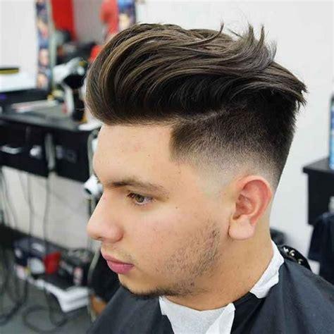 potongan rambut pria undercut gantung gambar kehidupan