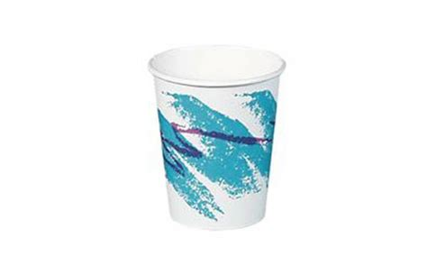 Water Cup dart r3 00055 jazz 3 oz waxed paper water cups