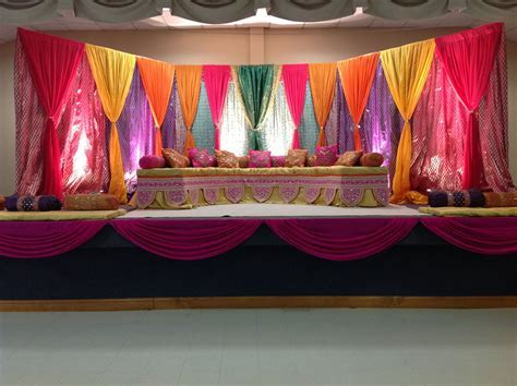 Best 25  Indian wedding decorations ideas on Pinterest