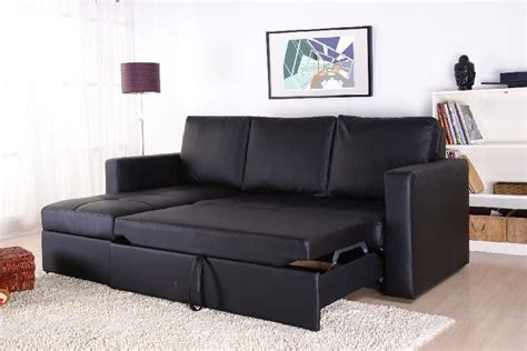 Modern Pull Out Sofa by Modern Sectional Sofa Bed With Storage Chaise