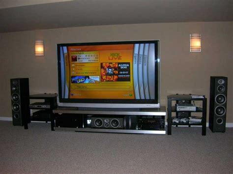 home theater speaker positioning layout design