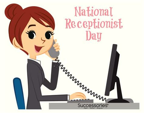 thank you letter receptionist national receptionist day thank you appreciation let