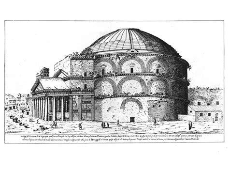 cupola pantheon roma pantheon
