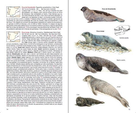 mamiferos de espana 8487334970 mam 237 feros de espa 241 a lynx edicions