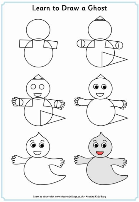 learn to draw a halloween drawing ideas cool halloween crafts and activities