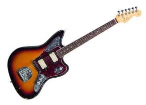 Jaguar Kurt Cobain Une Fender Jaguar Signature Kurt Cobain 224 Gagner Chez Sono