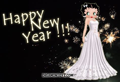 betty boop new year betty boop pictures archive betty boop happy new year