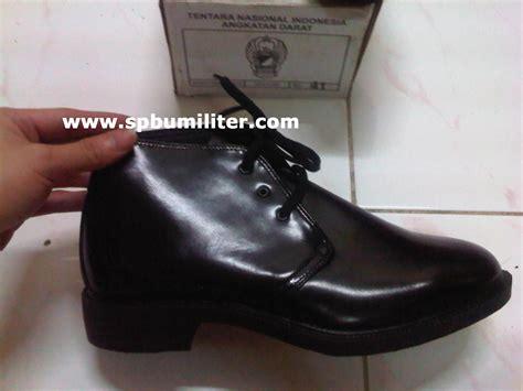 Sepatu Pdh Al sepatu pdh tni asli jatah spbu militer