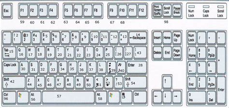 Keyboard Spc qwerty keyboard layout spc keybind key by dragonfire49 on