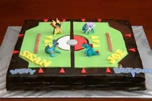 haven bakery sean amp joe pokemon stadium cake
