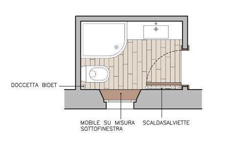 progetto bagno piccolissimo piccolo bagno come progettarlo