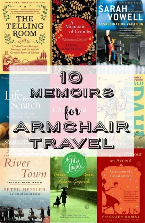 armchair traveling 10 books to take you places the