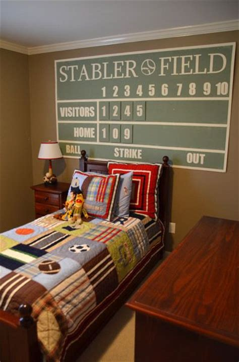 Baseball Room Decor 25 Best Ideas About Boys Baseball Bedroom On Pinterest Baseball Theme Bedrooms Sports Room