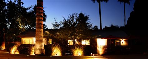 Custom Landscape Lighting Custom Landscape Lighting