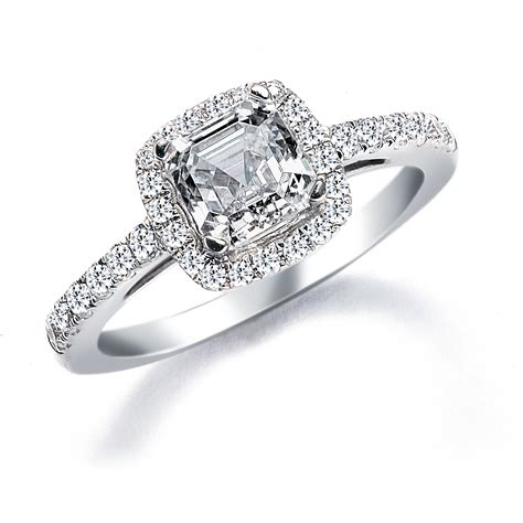 royal asscher engagement ring style rgr14705 onewed