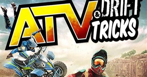 atv drift tricks 1dvd wiykom pc