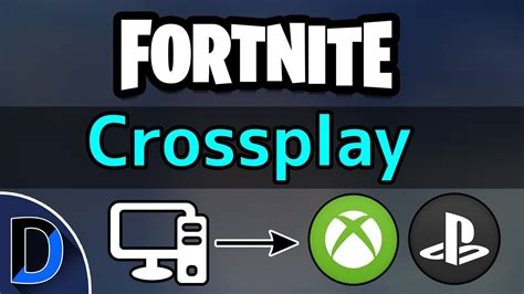 how fortnite crossplay works fortnite how to crossplay console xbox ps4 with pc