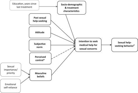 gallagher pattern theory of self final theory of planned behavior predicting sexual help