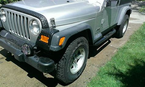 How Safe Are Jeep Wranglers Buy Used 2005 Silver Jeep Wrangler Unlimited 2 Door With
