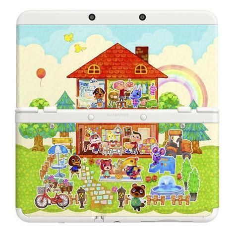 animal crossing home design games new nintendo 3ds happy home designer bundle animal