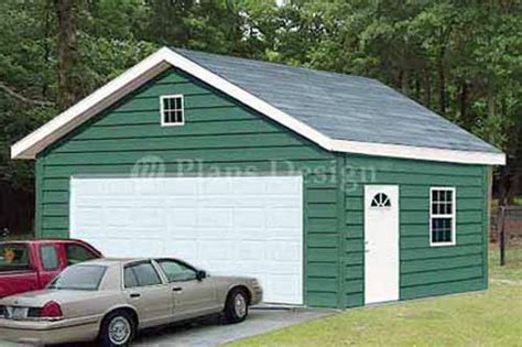 build a l shade 20 x 24 two car garage plans workshop shade building