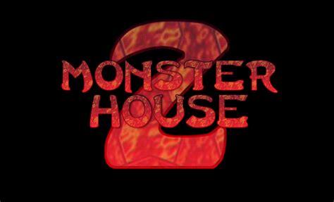 monster house 2 monster house 2 logo alternate by enderluigimario on deviantart