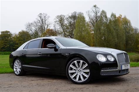 bentley continental flying spur black used black emerald bentley continental flying spur for