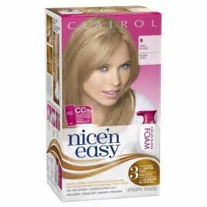 n easy colors n easy color foam hair color review 5g medium golden