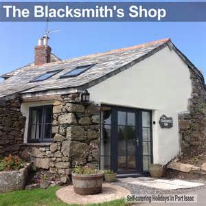 port isaac cottages the blacksmiths shop port