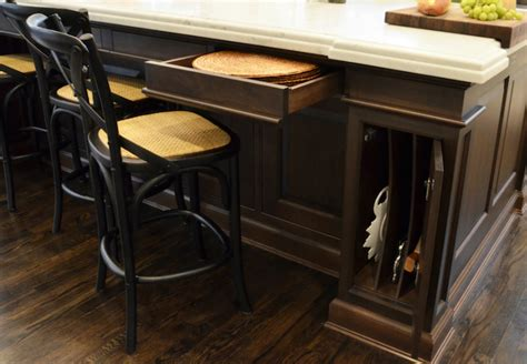 kitchen island storage kitchen island storage transitional kitchen dearborn cabinetry
