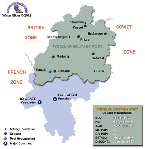 map us bases in germany map us army bases in germany usareur army base