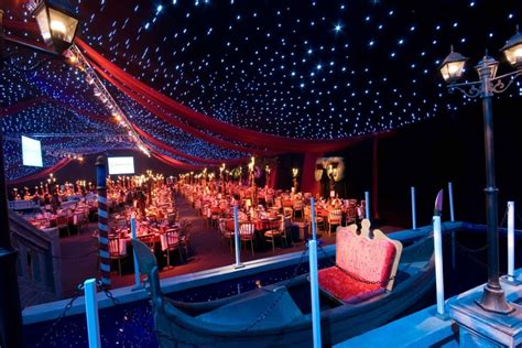 themed charity events venetian themed events gondola charity ball the angels
