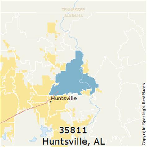 zip code map huntsville al best places to live in huntsville zip 35811 alabama
