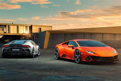 lamborghini huracan evo revealed  full