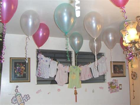 Ideas Para Un Baby Shower Economico by Como Hacer Un Baby Shower Econ 243 Mico