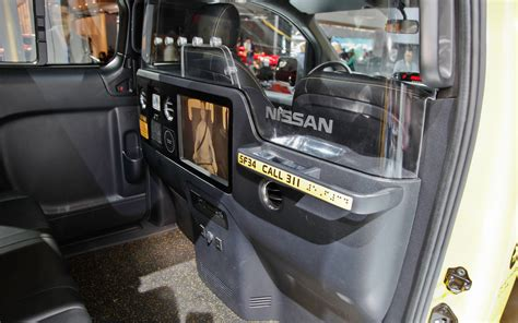 Taxi Interior by 2014 Nissan Nv200 Taxi Interior Photo 14