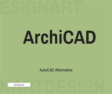 archicad autocad alternative cadcom
