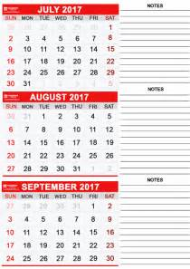 Calendar 2018 June July August Printable August 2017 Calendar Calendar Table Calendar Table