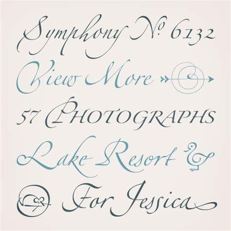 zapfino tattoo font common types 187 zapfino font pictures free font sles