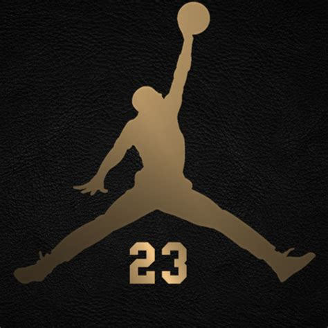 gold jumpman wallpaper marquis google