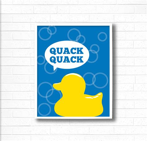 kids bathroom wall decor kids bathroom wall art fun kids bathroom decor rubber duck