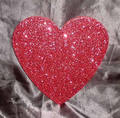 Christmas Decorations In The Home by Valentine Glitter Hearts Polystyrene Lettering And Logo S