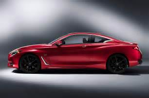 Infiniti Q60 Sedan 2017 Infiniti Q60 Look Review Motor Trend