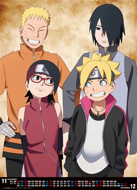 boruto naruto the movie jurnal otaku indonesia boruto naruto the movie calendar 2017 zerochan anime