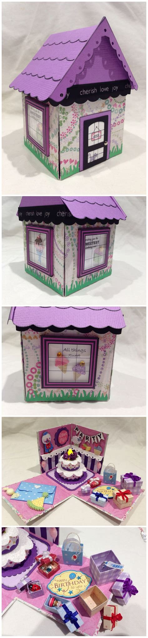 explosion box birthday cake tutorial 28 best images about explosion box templates on pinterest